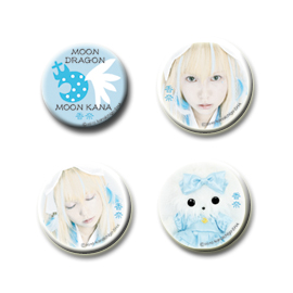MOON DRAGON/Button Pack